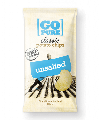 Classic Unsalted Potato Chips